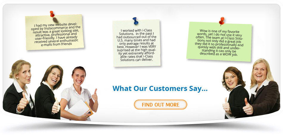 What Our Customer Says