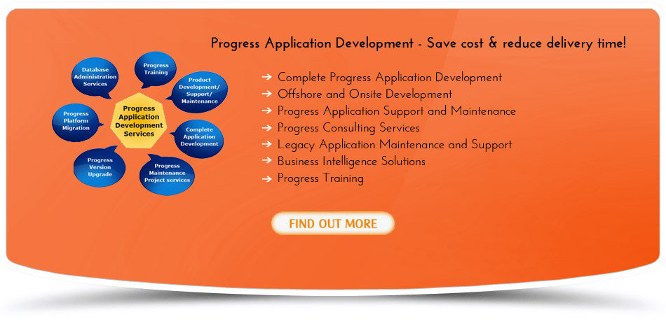 Progress Application Development